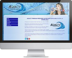 Aquacy Premium prepared water. Available in still and sparkling. Personalized branded bottles. I deal for corporate functions, weddings, birthdays or marketing tools.