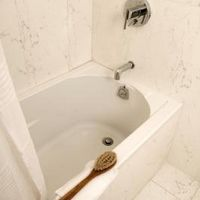 How To Make Your Old Fiberglass Bathtub Or Shower Look New Again Gorgeous Small Brown Bugs In Bathroom Inspiration