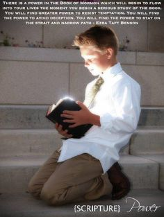 I am the photographer of this picture-This a picture I took of my friends little boy for his baptism picture. It won a contest and has now spread across LDS websites like wildfire. www.kristenspencerphotography.com