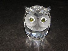 SWAROVSKI Crystal OWL - $9.99 (no bids)
