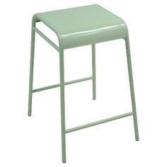 Metal Counter Stool Chillout Sage - Room Essentials™ : Target
