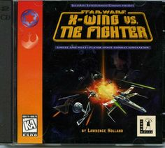 X-wing Vs Tie Fighter. I started to home in my skills with a star fighter with this game. The Tie-Interceptor was my fighter of choice. Who needs shields when you have  speed, firepower and maneuverability,