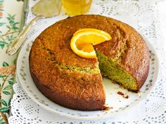 This light and fluffy orange poppy seed cake with a delightfully sweet orange syrup will satisfy your sweet tooth and have you coming back for more!