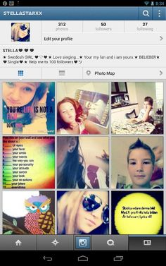 KEEP CALM AND FOLLOW ME ON INSTAGRAM ♥