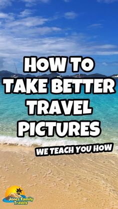 Do you want to remember your travel memories? Taking excellent photos will help you cherish those experiences. We show you how to take better travel pics using just your smartphone. #travelphotography #travelpics #IGpics #travelgram