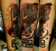 Old microphone,One way... by Pedi.deviantart.com on @DeviantArt