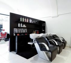 Acconciature Michela - Bari - Italy, salone, manufacturer, sales hair style salon furniture