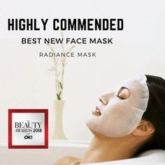 Tri-Phasic White | Radiance Mask - Skin Care - Nu Skin - MC Beauty Buys. LOVE • YOUR • SKIN FOR LESS 💋 Free Shipping for all orders in Australia.... Love Your Skin, Beauty Awards, Best Foundation, Beauty Magazine, New Face, Nu Skin, How To Remove, Skin Care, Celebrities