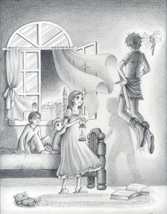 Peter Pan by ~k3i on deviantART