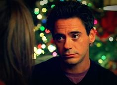 "Puppy eyes (RDJ as Larry Paul on ""Ally McBeal"")"