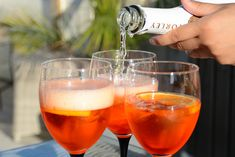 Sara – Oppskrift: Aperol spritz Alcoholic Drinks, Food And Drink, Animals, Liquor Drinks, Alcoholic Beverages, Alcohol