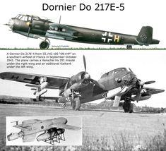 Dornier Do 217E-5