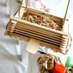 Bird feeders for kids to make...