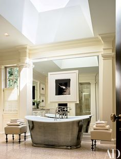 Thomas Pheasant Designs a Contemporary Residence in Washington, D.C. Photos | Architectural Digest