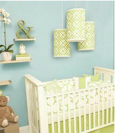 Modern Nursery Room