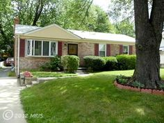 A cute home for a small family, located in District Heights, #Maryland