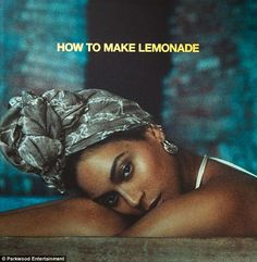 Beyonce releasing How To Make Lemonade vinyl box set | Daily Mail Online