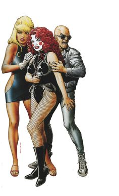 The Invisibles by Brian Bolland
