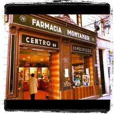 Spanish pharmacy Barcelona