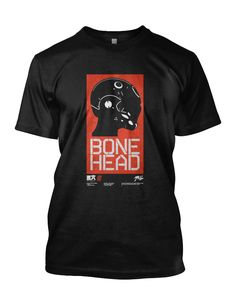 d65a22c6717 The official signature flag for Bonehead series