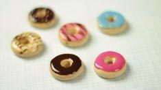 DIY Donut Magnets