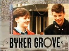 Byker Grove - a gritty childrens/young-teens drama series on BBC, where Ant Dec made their debut as PJ Duncan.