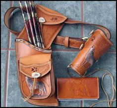"""Stickbow.com's """"LeatherWall"""" Traditional Archery Discussion Forum"""