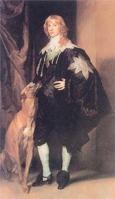 Anthony van Dyck, James Stuart, Duke of Lennox and Richmond, 1633