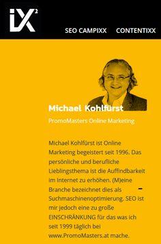Obwohl es noch lange bis zum März ist, freue ich mich schon heute darauf bei der SEOcampixx 2018 in #Berlin über LinkedIn und XING zu sprechen. Warum sollte ich mich und mein Unternehmen in Social Business Netzwerken besser auffindbar machen und wie geht das? Darüber werden wir reden, versprochen! #SEOcampixx Workshop, Marketing, Seo, Berlin, Social Media, Events, Search Engine Optimization, Business, First Aid