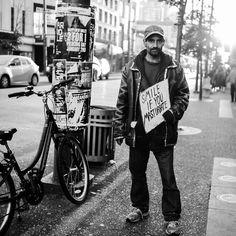 - smile - #lifeongranvillestreet #vancity #smileifyoumasturate #vancitybuzz #streetphoto_bw #streetphotography #bnw #bnw_life #vscocam #vsco #bnw_life #visualsoflife #visualscollective #streetphotographyfrommyperceptipn #myvisualsofvancouver #iphone by shahasham