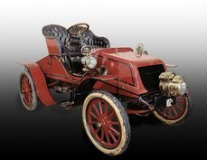 Cars from 1900-1909, so different from the cars we see everyday