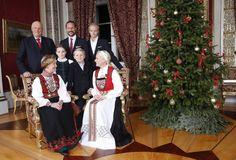 Sessão fotográfica de Natal - A realeza
