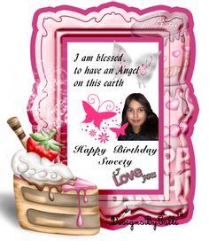 another birthday greeting card.. DesignsByCalli
