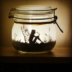 Hey, I found this really awesome Etsy listing at https://www.etsy.com/uk/listing/272787200/fairy-jar-light-i-caught-a-fairy-lit