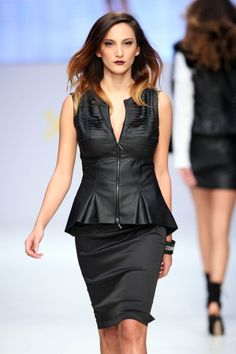 #KathyHeyndels #AW2013 Peplum Dress, Dresses, Fashion, Vestidos, Moda, Fashion Styles, Dress, Fashion Illustrations, Gown