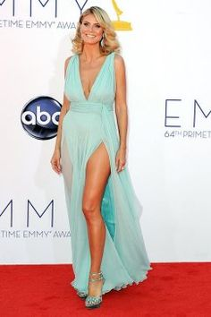 Heidi Klum - EMMY Awards