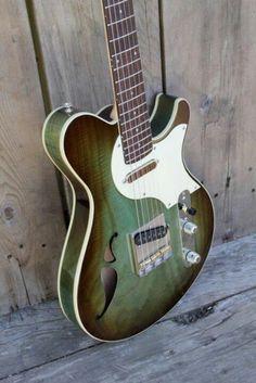Jason Schroeder Guitars Tele