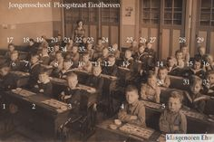 Heilig Hart jongensschool , Ploegstraat, Eindhoven