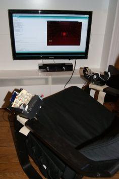 Cladeon on en place Flat Screen, Places, Diy, Keyboard, Blood Plasma, Bricolage, Flatscreen, Do It Yourself, Homemade