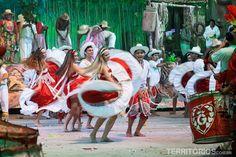 Cultura local como tema Festival de Parintins