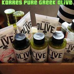 ΕΛΛΗΝΙΚΑ ΠΡΟΙΟΝΤΑ: KΟΡΡΕΣ η νέα σειρά προϊόντων σώματος, Pure Greek O...