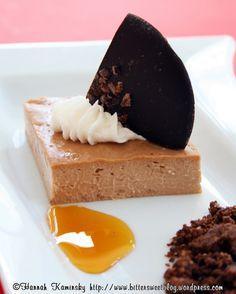 ALICIA! Vegan Brewed Chocolate Cheesecake