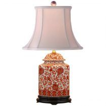 Chinese Porcelain Lamps - OrientalFurniture.com