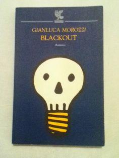 BookWorm & BarFly: Blackout - Gianluca Morozzi (2004)
