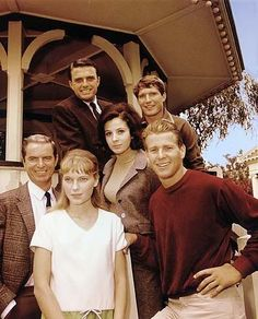 Peyton Place TV Show...I can remember being so excited when my parents thought I was old enough to watch this.