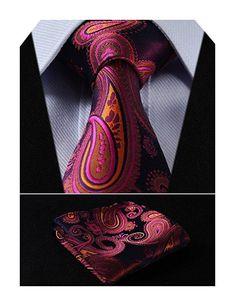 QA Check Polka Dot Paisley Floral Stripe Solid Wedding P – eosegal Bow Ties, Silk Ties, Tying Ties, Moda Men, Batiste, Great Mens Fashion, Men's Fashion, Fashion Suits, Tie And Pocket Square
