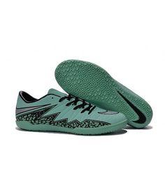 super popular 92bb0 61b58 Nike Hypervenom Phelon II IC SÁLOVÁ muži kopačky zelená černá stříbro