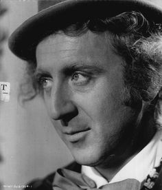 Gene Wilder. My second crush. (The first was the Scarecrow from Wizard of Oz. Shut up.)