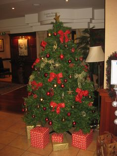 Christmas at Moor Hall Hotel & Spa!