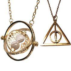 Bijoux Harry Potter. Hermione Granger or ton Horcruxe tourner retourneur de temps et d'or filer Collier Reliques de la Mort Orion Creations https://www.amazon.fr/dp/B00MPSNA2U/ref=cm_sw_r_pi_dp_rW4dxbFZQE9XK